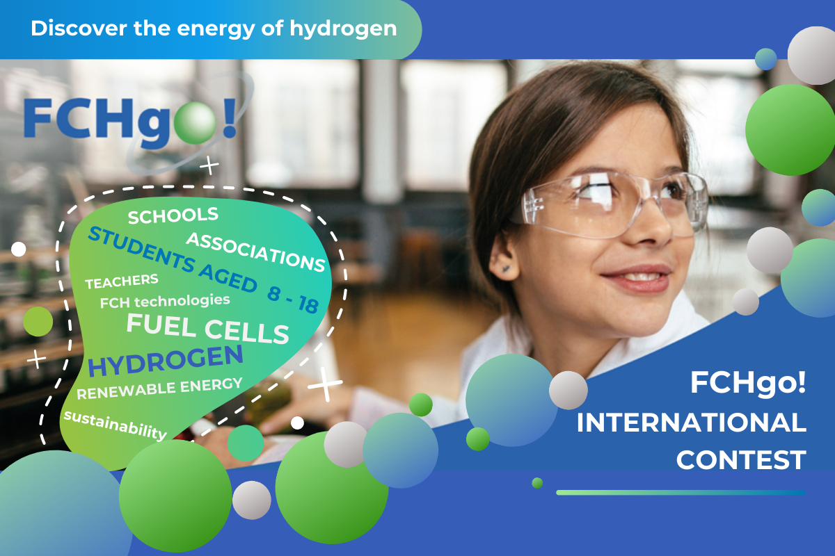 FCHgo Award: how hydrogen will change the future according to the new generations!